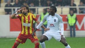 Başakşehir Galatasarayın ensesinde