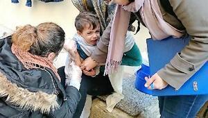 Gaziantepte aşı kampanyası