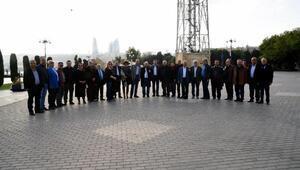 Çukurova Belediyeler Birliği, Azerbaycanda