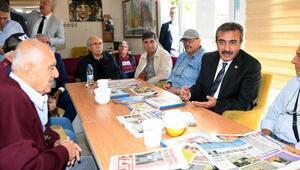 Çukurovada emeklilere Sağlık taraması yapıldı