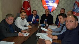 Kardemir Karabükspor Başkanı Tankut ve yönetimi istifa etti