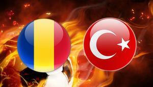 Romanya Türkiye milli maçı ne zaman saat kaçta hangi kanalda