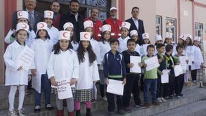 Öğrenciler Kızılay Haftasını kutladı