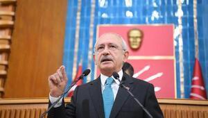 Kılıçdaroğlu: Görevden alınan belediye başkanları için erken seçim yapalım niçin korkuyorsun kaçıyorsun