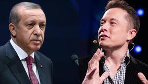 Cumhurbaşkanı Erdoğan bugün Elon Muskı kabul edecek