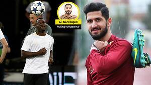 Galatasarayda Emre Akbaba sesleri