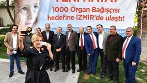 İzmir organ bağışında farkındalık yarattı