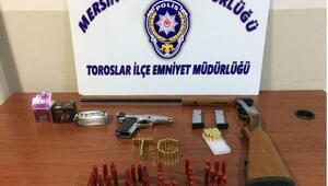 Mersin polisi kanun kaçaklarına göz açtırmadı