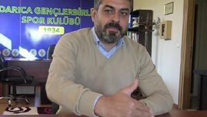 Darıca Gençler Birliğinde Gürses Kılıç istifa etti