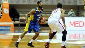 Gaziantep Basketbol Letonyalılara direnemedi
