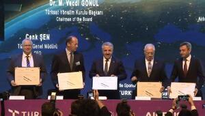 Bakan Arslandan Türkiye Uzay Ajansı açıklaması