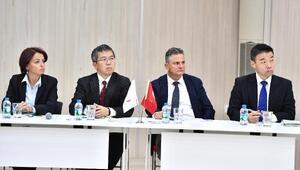 İZSU'ya Japon partner