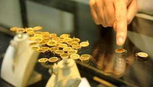 Çeyrek altın 262 liradan alıcı buluyor