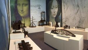 Dünyanın en büyük Da Vinci sergisi İstanbul'da