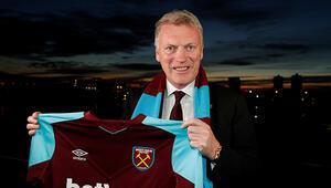 West Hamın yeni hocası Moyes oldu