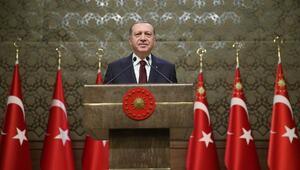 Cumhurbaşkanı Erdoğan : Hak ettikleri cezayı en ideal şekilde alacaklardır
