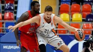 CSKAdan Valenciaya 27 sayılık fark