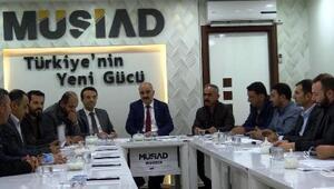 Mardinli işadamları, yerli otomobilin kentlerinde üretilmesini istiyor