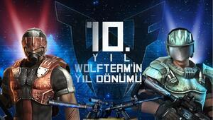 Wolfteam 10 yaşında