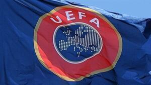 UEFAdan şok ceza 7 ay men...