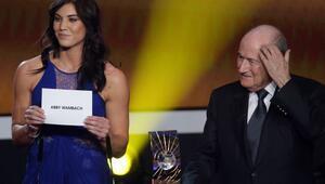 Eski FIFA başkanı Blatter için cinsel taciz suçlaması