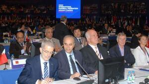 Uluslararası Hentbol Federasyonu Kongresi başladı