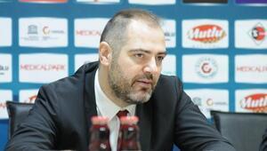 Gaziantep Basketbol - Trabzonspor maçının ardından