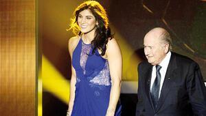 Sepp Blatter'i tacizle suçladı