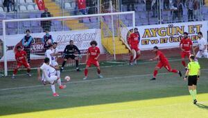 Afjet Afyonspor - Sancaktepe Belediyespor: 2-1
