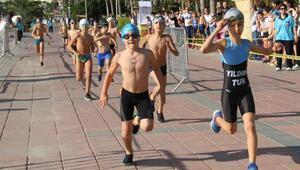 Türkiye Biatlon Şampiyonası Alanyada yapıldı