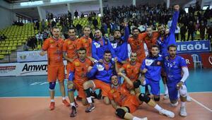İnegöl Belediyespor - Afyon Belediye Yüntaş: 3-1