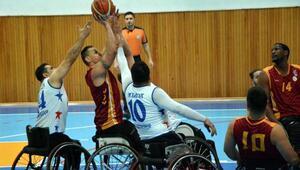 Kardemir Karabükspor - Galatasaray: 69-74 (Tekerlekli Sandalye Basketbolu)