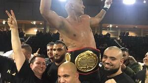 Şampiyonların gecesinde kazanan Deno El Sueno
