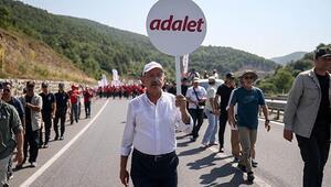 'Yılın Demokrasi Ödülü' Kılıçdaroğlu'nun