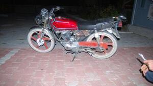Ermenekte motosiklet ve patpat hırsızları yakalandı