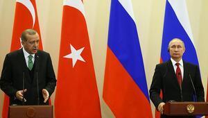Erdoğan ve Putinden önemli açıklamalar