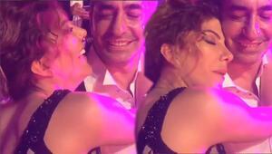 Erkan Petekkaya ve eşi Didem Petekkayanın romantik anları