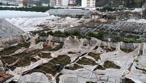Hortum, Antalyanın batısını yıktı geçti