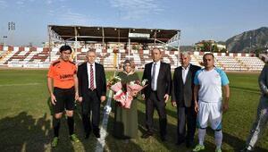 Şehit Gülşah Güler Demokrasi futbol turnuvası