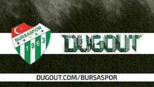 Bursaspor Dugouta dahil oldu