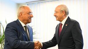CHP Genel Başkanı Kılıçdaroğlundan DSPye ziyaret