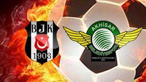 Beşiktaş Akhisarspor maçı ne zaman saat kaçta hangi kanalda