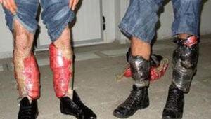 Bakan Tüfenkci : Vücutlarına et sararak, sınır kapılarından geçmeye çalıştılar