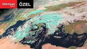Akdenizde nadir rastlanan bir durumTürkiyeye doğru geliyor, Marmaraya ulaştığında ise...