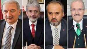 Başkanlar değişti böyle oldu 4 ilde dikkat çeken kararlar