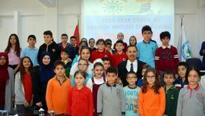 Ereğli belediyesi çocuk ve gençlik meclisi seçimi yapıldı