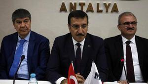 Türkiyede yeni bir hal yapısını hayata geçireceğiz