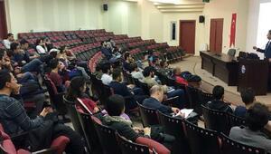 Gaziantepte Erasmus Plus Toplantısı
