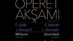 Samsunda operet akşamı