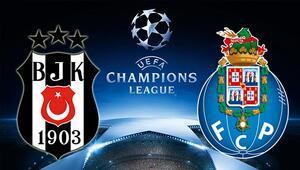 Beşiktaş Porto maçı için dikkat çeken istatistikler Beşiktaş maçı ne zaman saat kaçta hangi kanalda